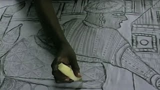 Imagine Creating: Making Adire Cloth