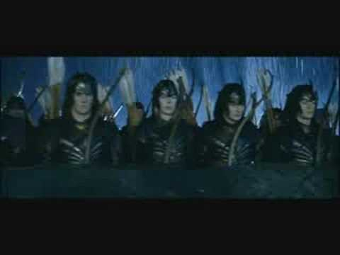 Lord of the Rings - We will rock you
