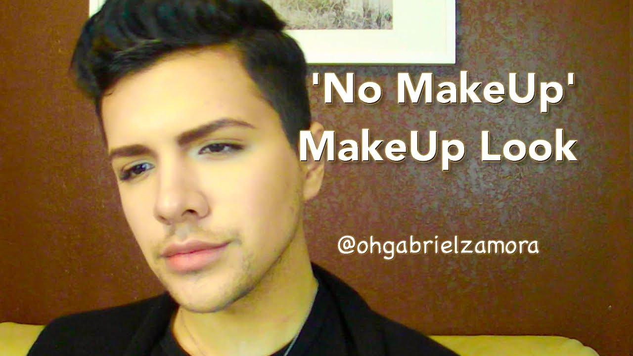 Natural Guy Makeup Tutorial |