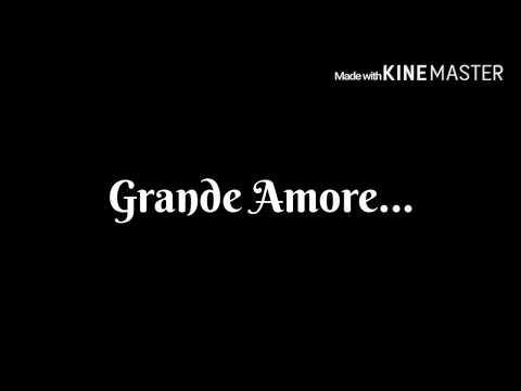 IL VOLO/ Grande Amore Karaoke (Spanish Versión)