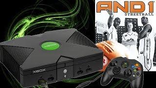 OG Xbox - AND 1 Streetball