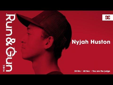 Nyjah Huston   Run & Gun