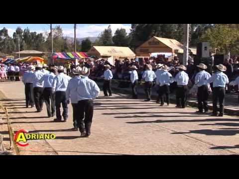 SANTIAGO EN YAULI 2014 - FAMILIA RAFAEL LIMACHE