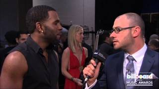 Jason Derulo Backstage at the Billboard Music Awards 2013