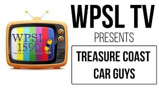 Treasure Coast Car Guys - September 18, 2018