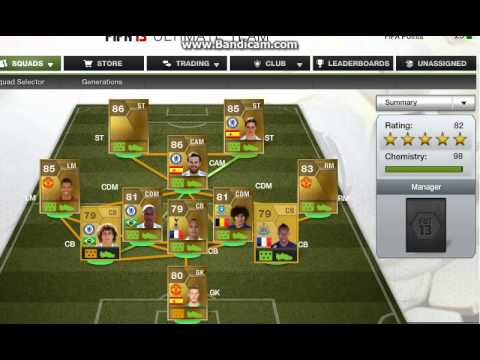 Fifa 13 Topic Squads: Girl has sex with Dog! (120k Squad) #1