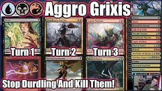 How To Solve Grixis In Standard? Stop Durdling And Just Kill Them!