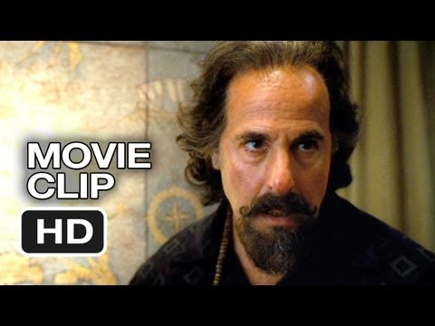 Percy Jackson: Sea of Monsters Movie CLIP – A Quest (2013) – Stanley Tucci Movie HD