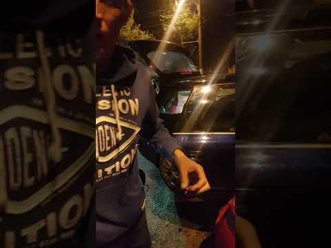 Страшная авария в Одессе на Николаевской дороге.По вине дорожных служб.17.05.2018 23ч.15 мин.