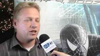 Spiderman 3 -- The Game ~ Promo Clip