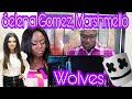 Lagu Selena Gomez, Marshmello - Wolves | Couple Reacts
