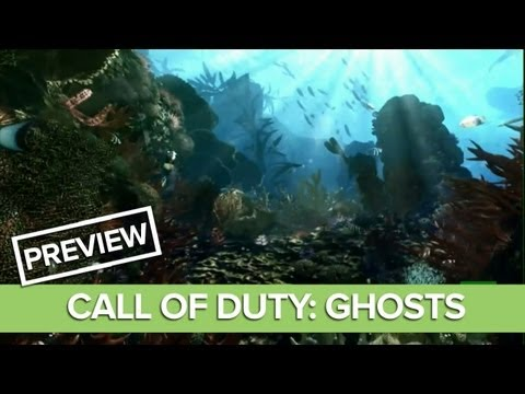 Call of Duty Ghosts Gameplay Preview - Official Infinity Ward Video