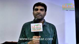 Hari Shankar At Jambulingam 3D Movie Team Interview