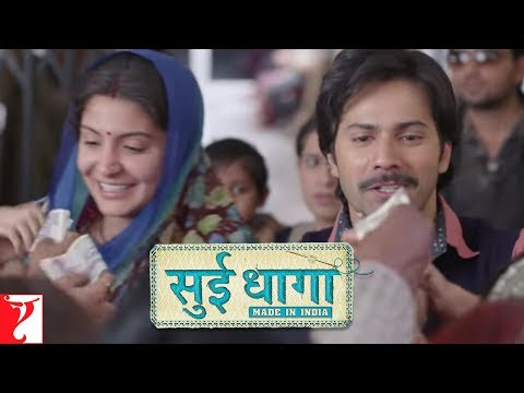 Mauji vs Bauji - Promo | Sui Dhaaga - Made In India | Anushka Sharma | Varun Dhawan