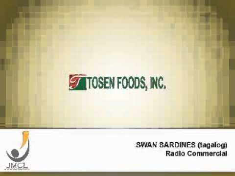 SWAN SARDINES tagalog