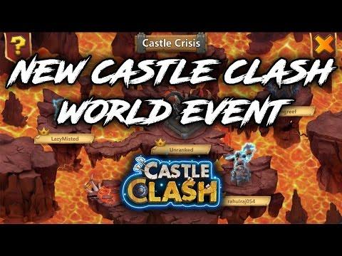 New Castle Clash World Event Review