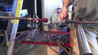 Handmade Glass Goblet - Daniel Schreiber