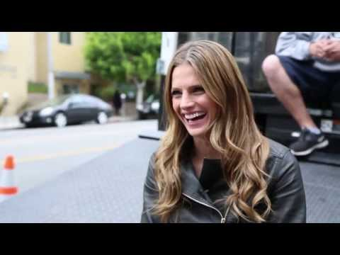 Stana Katic & Public Transportation
