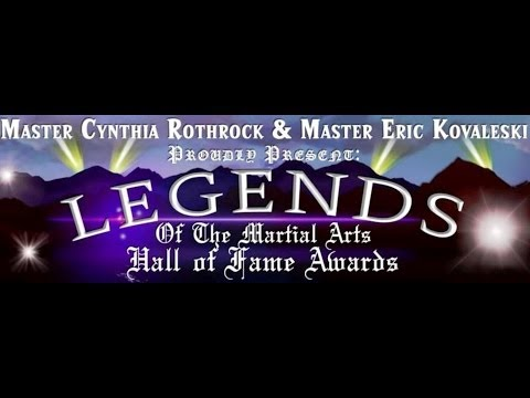 Hanshi Frank Dux: Legends of the Martial Arts Hall of Fame 2013