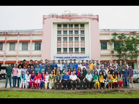 CSE PARTING'15 JORHAT ENGINEERING COLLEGE