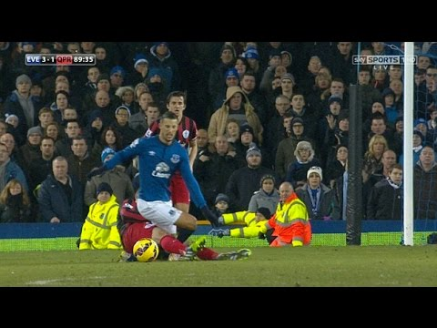 Roberto Martinez share his thoughts on Mirallas' injury!