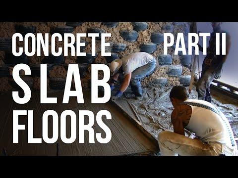 Concrete Slab Floors - Part II