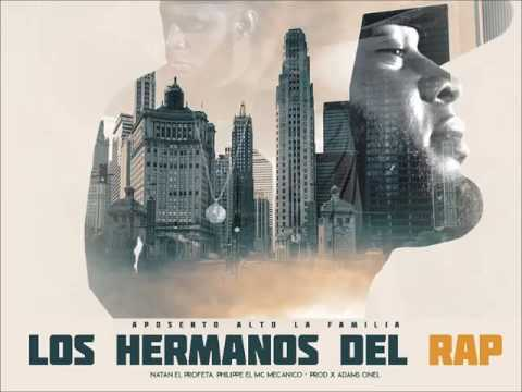 Aposento Alto - Los Hermanos Del Rap  LETRA
