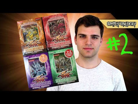 Best Yugioh 5ds Random Special Edition Box Opening! The Crimson Duelist & The Overdrive Battles! #2 video