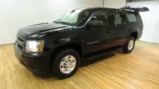 2008 Chevrolet Suburban 2500 4X4 9 PASSENGER @CARVISION.COM