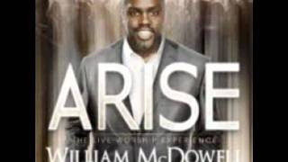 Watch William Mcdowell The Presence Of The Lord video