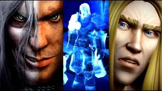 Arthas despues de Warcraft 3