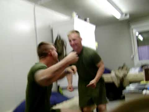 Funny Marines sing and dance to Hakuna Matata - very funny!