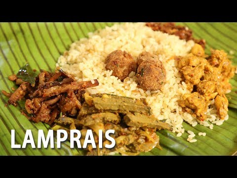 Lamprais Recipe | Lump Rice | Mallika Joseph Food Tube