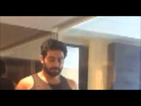 Abhishek Bachchan ALS Ice Bucket Challenge