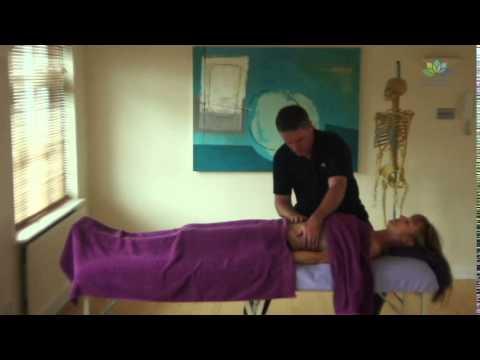 Abdomen Female Massage