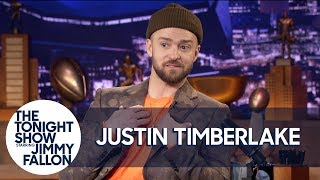 Download Lagu Justin Timberlake on His Super Bowl Halftime Show and Prince Tribute Gratis STAFABAND