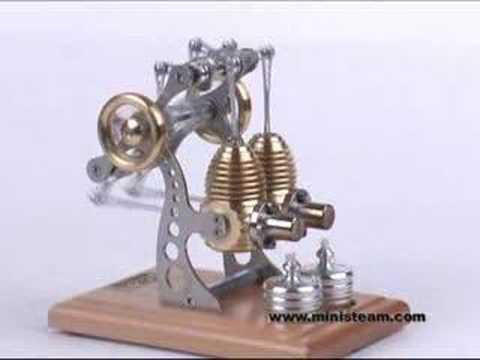 Bohm Stirling Engine HB14