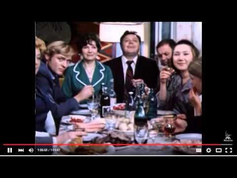 Старый новый год фильм тост буркова
