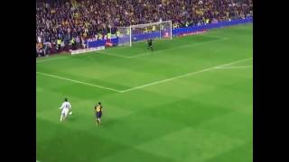 Gareth Bale goal vs. Barcelona [720p HD] | Copa Del Rey Final 2014