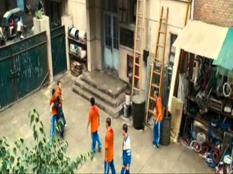 The Karate Kid OST- Backstreet beating