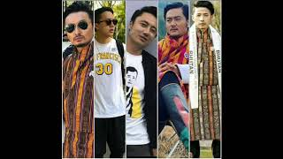 Top 10 Handsome actors of Bhutan