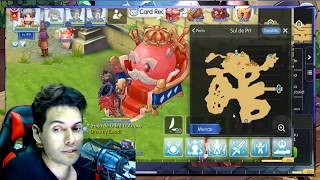 Ro Mobile Patch to God Knight unlock Goblin Archer Card At King Poring