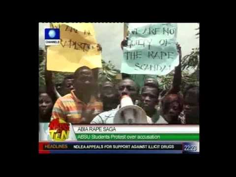 Igbo Radio - Tv News - Www.igbo.ca - Abia Gang Rape video