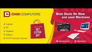 DIGI COMPUTERS CCTV// LAPTOP// COMPUTER// PRINTER STORE