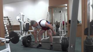 Equipped Deadlift 2 x 250 kg (552 LBS )