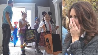 Child Abduction on Halloween (Social Experiment) - Child Predator Dangers