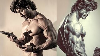 Vidyut Jammwal's SHOCKING Bodybuilding Look In Commando 2