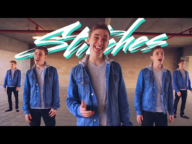 One Guy Covers 'Stitches' By Shawn Mendes - Video