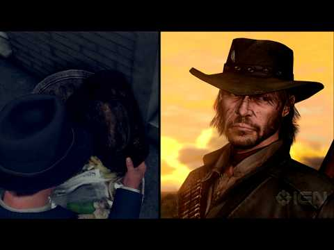 LA Noire: Red Dead Easter Egg