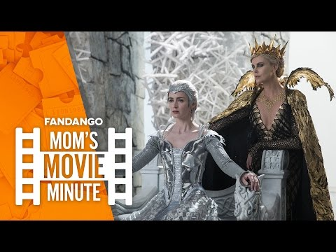 Is 'The Huntsman: Winter's War' Right For Your Kids – Movie Review | Mom's Movie Minute